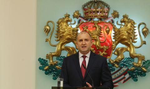 Президентът Румен Радев наложи ново вето