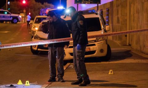 Шофьор прегази израелски войници