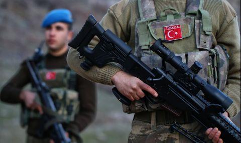Турските спецчасти задържаха шпиони, които са планирали да отвлекат войник (ВИДЕО) - 1