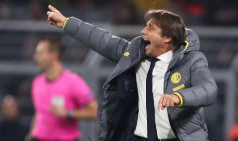 Отправиха смъртни заплахи към треньора на Интер
