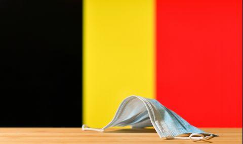 В Брюксел отпада задължителното носене на маска