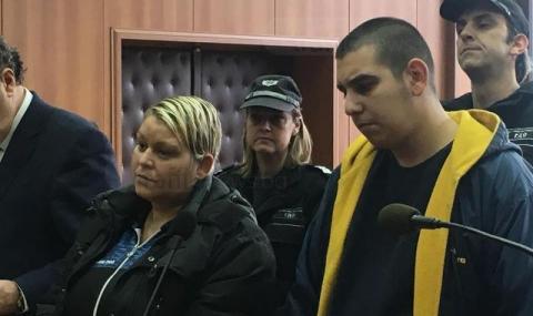 Майка и син заклали мъж след запой в Пловдив