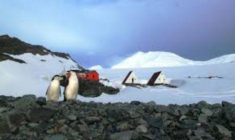 Шестимата ни антарктици вече са в базата на остров Ливингстън