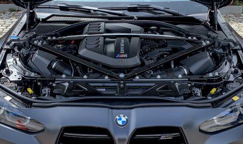 Тествахме новото BMW M4 Competition - 24