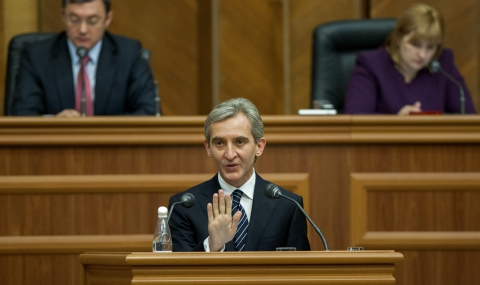 Молдова избра правителство