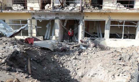 Великобритания с помощ за Нагорни Карабах