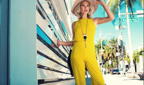 Топ 5 на модните тенденции за лято 2021 г.