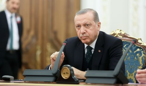 Ердоган: Атакуваха ни!