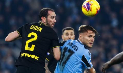 Манчестър Юнайтед и Тотнъм влизат в битка за защитник на Интер