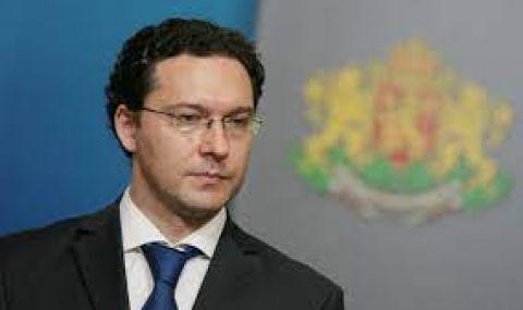 Даниел Митов: Със сигурност председателят на ГЕРБ не е споменатият от САЩ политически лидер