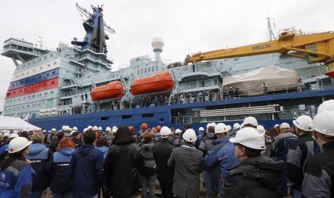 Турска компания ще строи док за руски ледоразбивачи