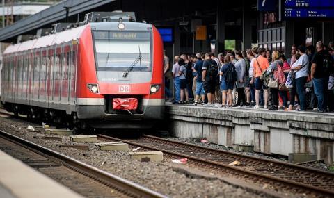 Германските гари: как да станат по-сигурни?