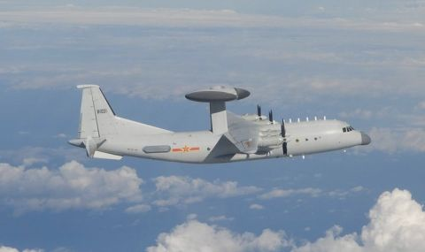 Пентагонът предупреди Китай заради въздушни маневри над Тайван