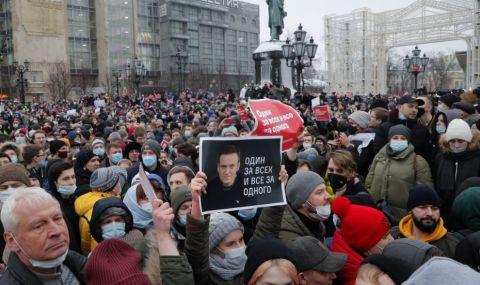 В много градове в Русия готвят нови протести в подкрепа на Навални - 1