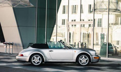 Продава се Porsche притежавано от Марадона - 3