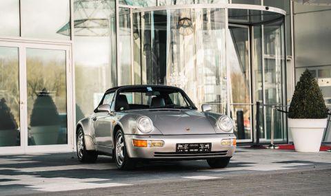 Продава се Porsche притежавано от Марадона - 4