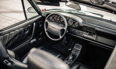 Продава се Porsche притежавано от Марадона - 5
