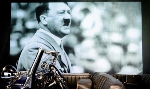 Промяна! Къщата на Хитлер става... полицейски участък