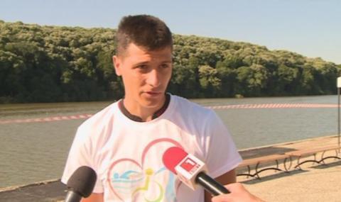 Млад русенец ще преплува 30 езера в България