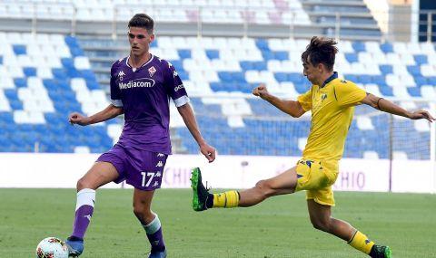 Двама българи започват подготовка с първия отбор на Фиорентина