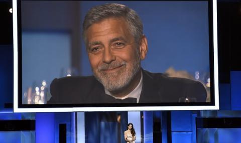 Джордж Клуни отново превключва на телевизионна вълна