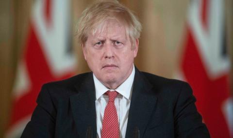 Британският премиер диша трудно