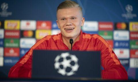 Холанд хареса снимка на стадиона на Реал Мадрид в социалните мрежи