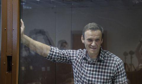 Алексей Навални обяви гладна стачка
