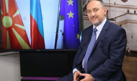 Любчо Георгиевски: Гоце Делчев е пишел на български език