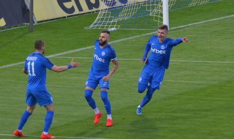 Арда ще играе в Европа след победа над Черно море