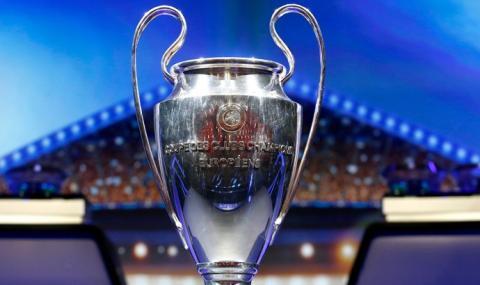 Шампионската лига се завърна със зрелищни обрати и 29 гола