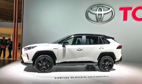 Още по-грозна Toyota RAV4