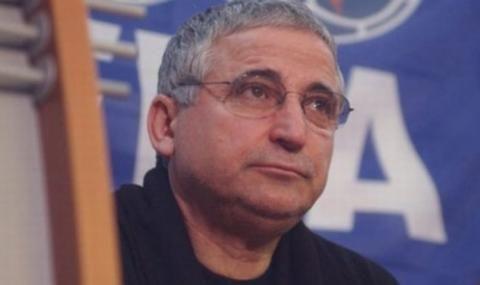 Отказва ли се Порточанов от битката за президент на БФС?