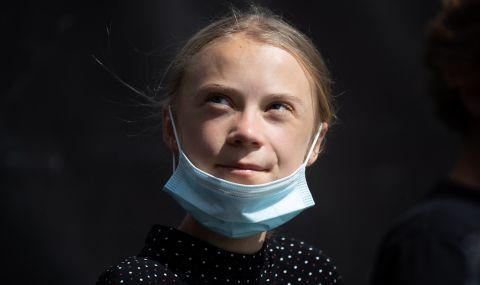 Грета Тунберг: Никой не е в безопасност, ваксинирайте се! - 1