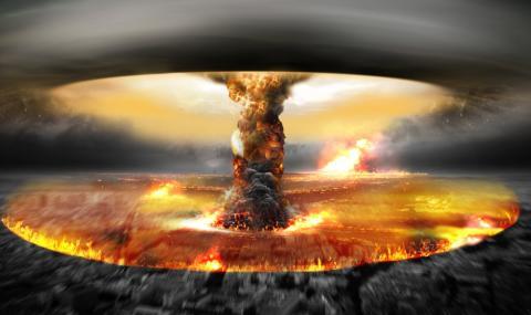 Рискът от ядрена война е най-висок от времето на Втората световна