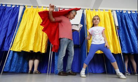 Румъния и Франция с около 20% избирателна активност