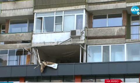 Взрив в жилищна сграда в центъра на Асеновград