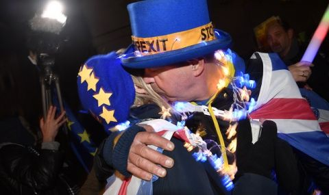 Обединеното кралство окончателно напусна ЕС