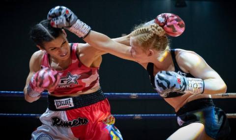 Родна боксьорка изпусна европейската титла