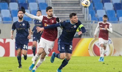 Роден национал стана шампион на Словакия