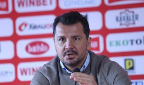 Крушчич: Не съм обсъждал с ръководството дали ще бъда освободен