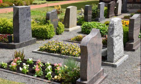 Рекордна смъртност изчерпа гробните места у нас