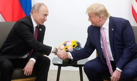Кремъл намекна за диалог между Путин и Тръмп