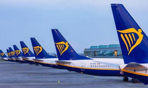 Самолет кацна извънредно в Берлин