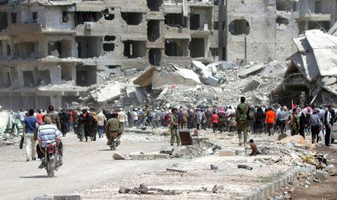 Жестоката съдба на децата в сирийските бежански лагери - 1