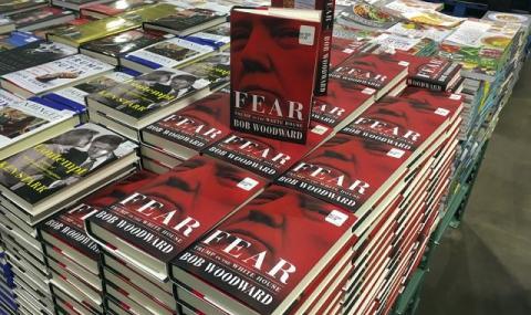 Скандална книга за Тръмп е на път да взриви статуквото
