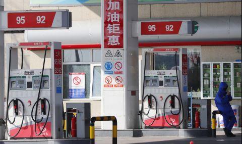 Китай намалява вноса на петрол