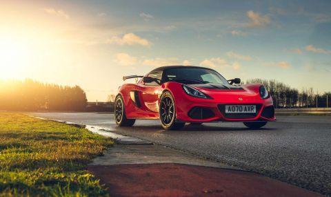 Повече мощност за последните Lotus Elise и Exige - 3