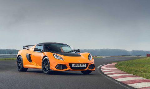 Повече мощност за последните Lotus Elise и Exige - 4
