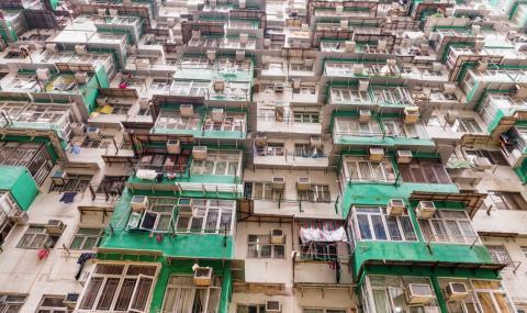 Непрекъснато поскъпване на имотите в Хонг Конг